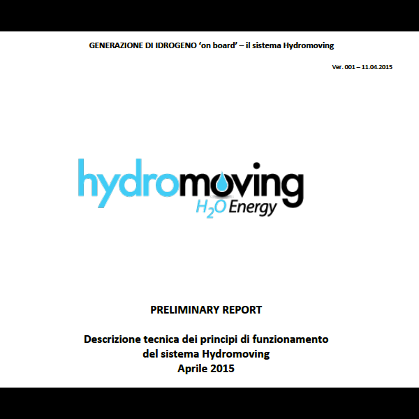 HYDROMOVING-Report